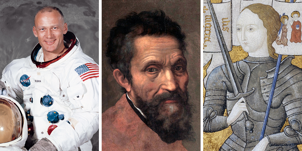 8 Historical figures who achieved greatness as left-handers