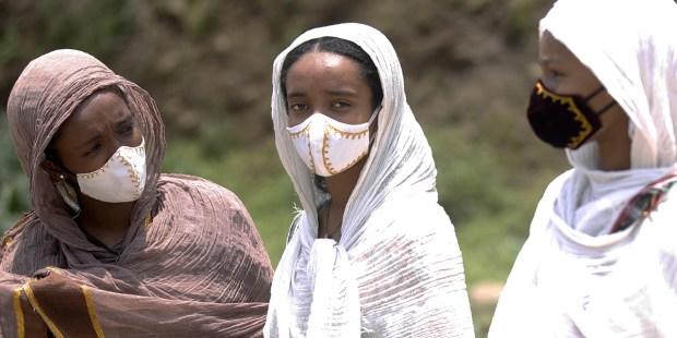 ETHIOPIAN CHRISTIANS