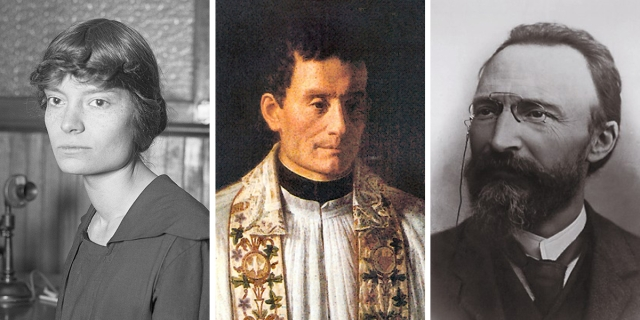 Saints who confronted suicidal thoughts